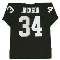 online store 3cbc5 7d5fb Product Detail | Bo Jackson 1990 Throwback Jersey - Black - 44